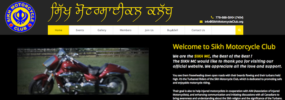 SikhMotorCycleClub